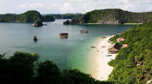 cat ba monkey island resort