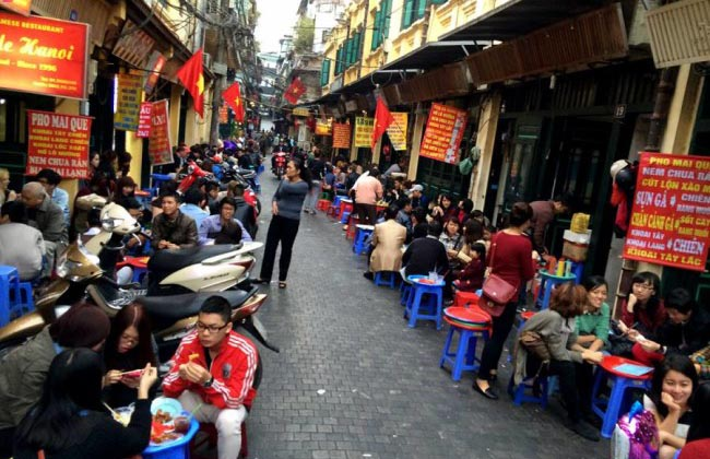 Things To Do In Hanoi Street Food Tour