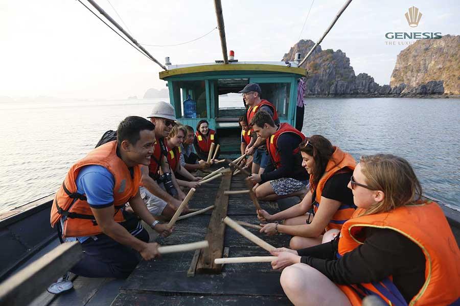 genesis regal cruise halong bay