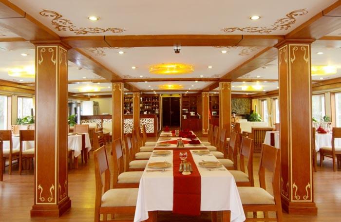 huong hai sealife cruise halong bay