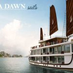 perla dawn sails lan ha bay