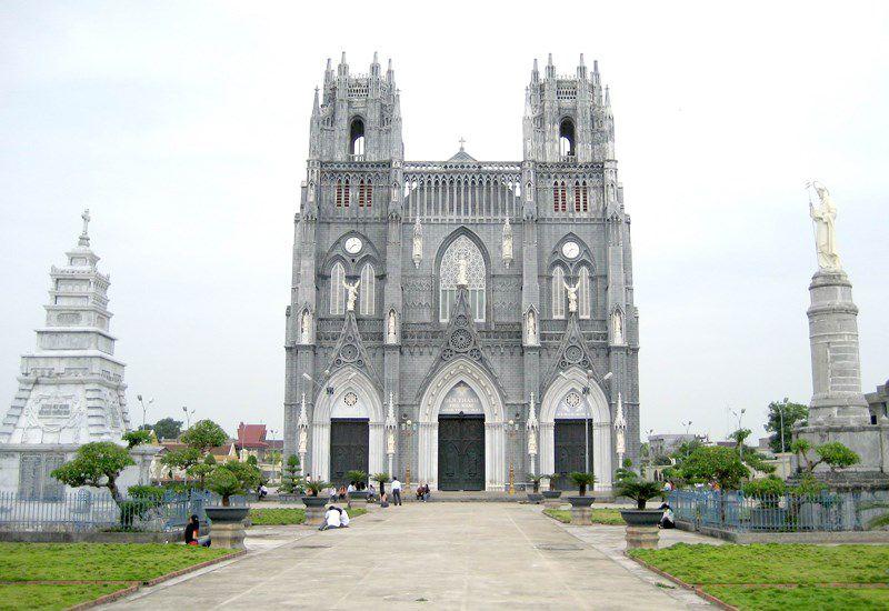 phu nhai church nam dinh