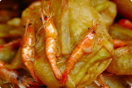 westlake shrimp cake