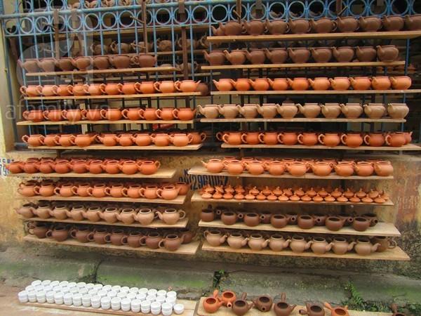 bat trang ceramic village