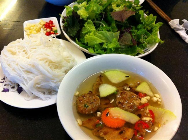 Bun Cha Hanoi - Top 5 Places to Try - Hanoi local food