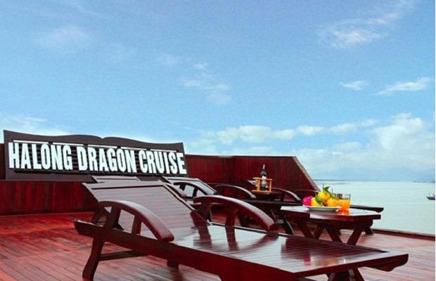 dragon cruise sundeck