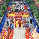 Hung Kings temple festival