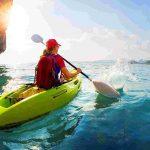 kayaking halong bay