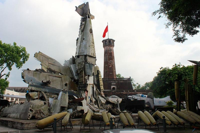 military museum hanoi