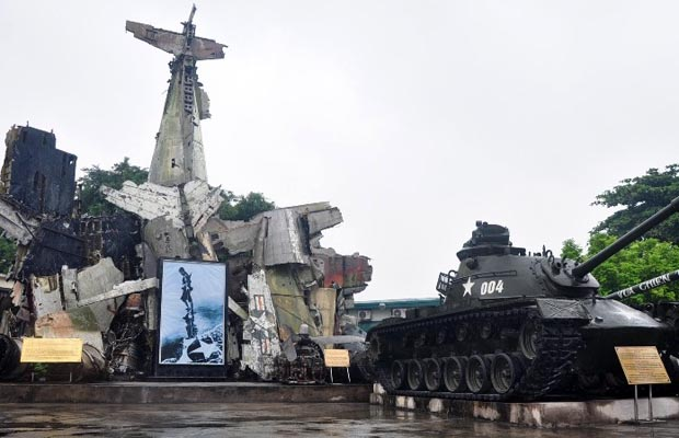 Kết quả hình ảnh cho Vietnam Military History Museum