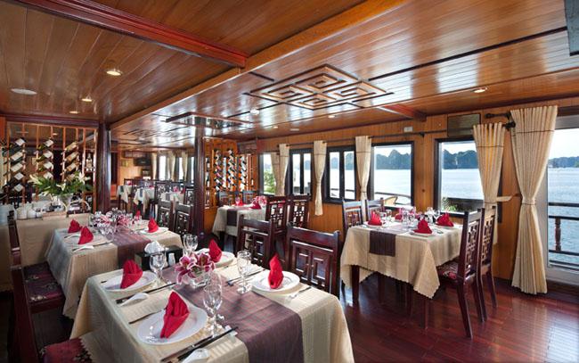 paloma cruise halong bay