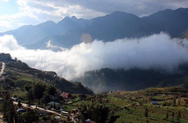 sapa cloudy