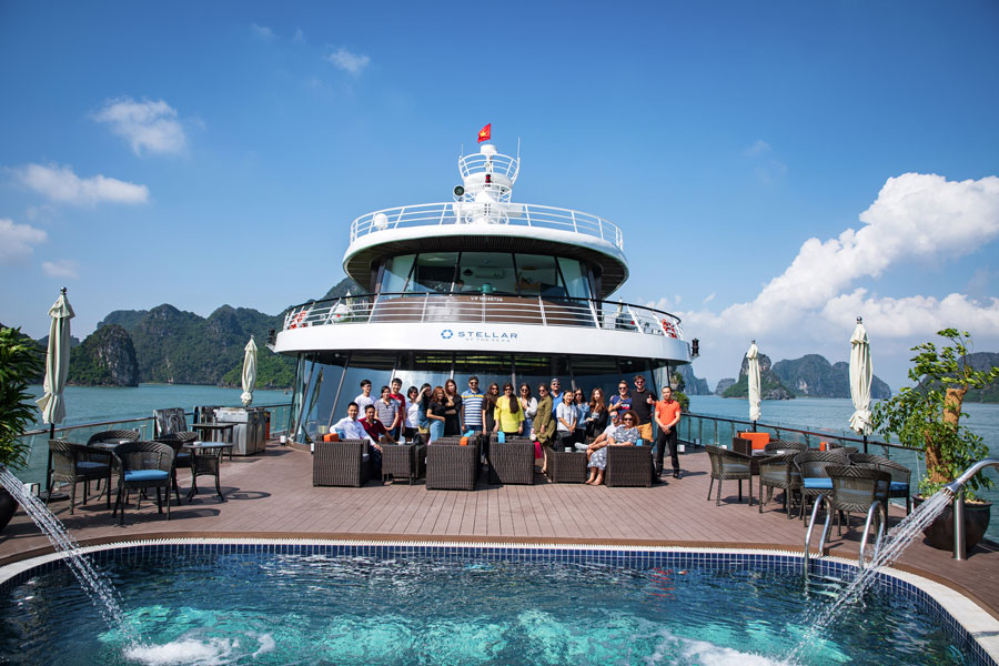 stellar of the seas halong bay