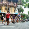 walking tour hanoi